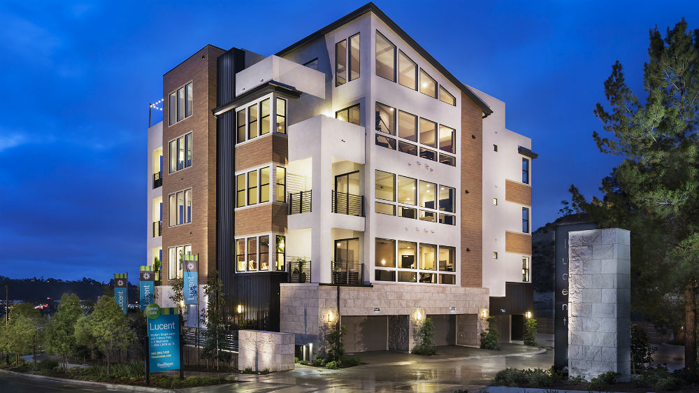 Lucent by shea homes san diego is one of five neighborhoods available