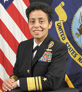 Then-Vice Adm. Michelle Howard in 2012. Image via Wikimedia Commons