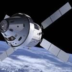 Orion crew module