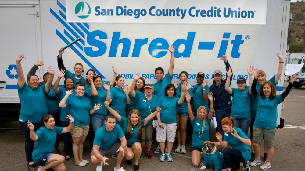 Paper shredding san diego