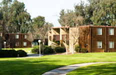 UC San Diego's Mesa residential apartments. Photo courtesy UCSD