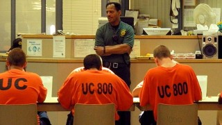 Juveniles in custody in San Diego County.
