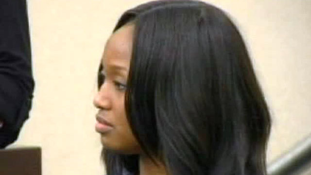 Vegas Bray is accused of shooting her ex-boyfriend to death in Imperial Beach. Photo credit: 10News.com