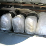Agents confiscated more than $500K worth of narcotics from a woman at I-8 checkpoint