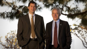 Bill Fulton, right, has resigned his post with the city of San Diego. Photo credit: SmartGrowthAmerica.org