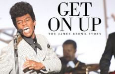"""Get on Up,"" a biopic about soul pioneer James Brown. Photo credit: GetonUpMovie, via Instagram."