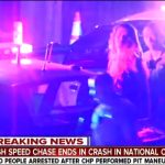 High Speed Chase, National City