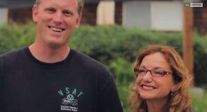 Colin and Karen Archipley. Photo credit: WholeFoodsMarket via YouTube