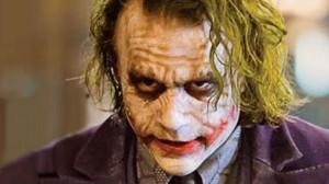 Heath Ledger as The Joker in The Dark Knight. Photo via Wikimedia Commons