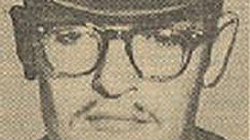 Cold case: Larry Hargis, who was shot and killed in 1970. Photo credit: San Diego County Sheriiff via Facebook.