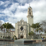 The University of San Diego's Church of the Immaculata Chapel