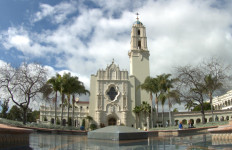The University of San Diego's Church of the Immaculata Chapel. Photo credit: sandiego.edu