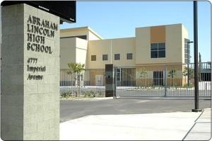 Lincoln High School. Courtesy of SDUSD