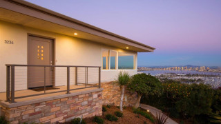 View from a Point Loma home for sale in August 2014. Photo credit: Realtor.com