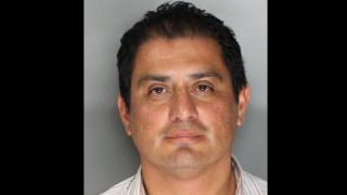 Ben Hueso mugshot, following DUI arrest. Photo credit: Sacramento Sheriff's Department