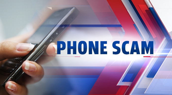 D A Warns Against Fake Irs Calls Warrant For Your