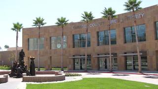 Orange County Fire Authority headquarters. Photo courtesy Wikimedia Commons.