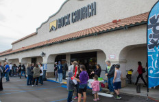 The Rock Church's East County branch is set to get a new home at the East County Performing Arts Center. Photo credit: Rock East County via Facebook.