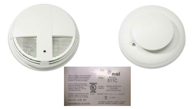 recalled smoke detectors