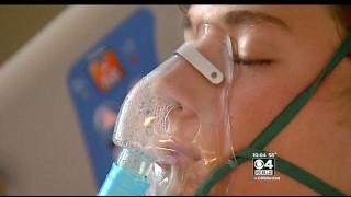 Enterovirus D68, kid respiratory mask
