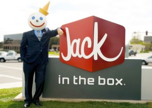 Jack in the Box.
