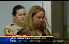 Julie Elizabeth Harper, accused in 2012 shooting death of her husband, Jason. Photo credit: CBS8.com