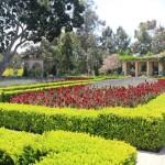 Alcazar Garden at Balboa Park
