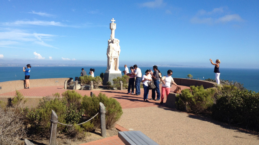 Cabrillo National Monument in Point Loma. Photo credit: Jennifer Vigil.