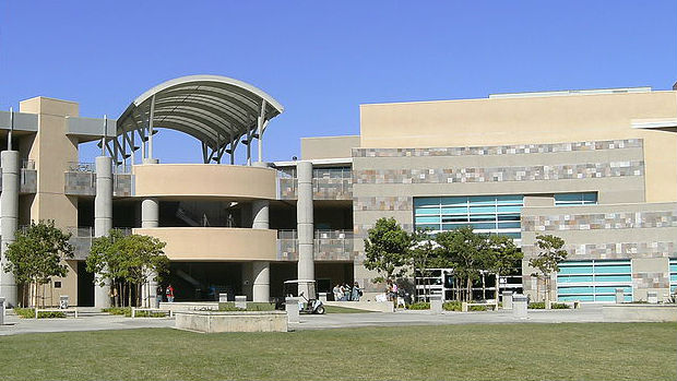 Cuyamaca College's Communications Arts building. Photo via Wikimedia Commons
