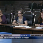 San Diego City Clerk Elizabeth Maland Proposed recall admendment