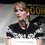Jennifer Lawrence Comic Con