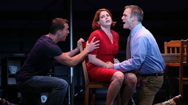 """Scene from San Diego Musical Theatre's production of """"Next to Normal."""""""