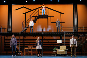 """The spare set of """"Next to Normal."""""""