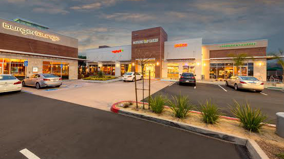 Palomar Place shopping center in Carlsbad. Photo credit: JLL.