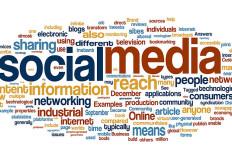 The concept of social media. Image via Wikimedia Commons