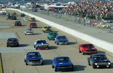 Coronado Speed Fest, part of San Diego Fleet Week. Photo credit: sportscardigest.com