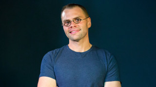 """Samuel Hunter, whose """"The Few"""" was performed at the Old Globe in 2013, has been named a MacArthur Foundation fellow. Photo courtesy of the MacArthur Foundation."""