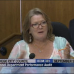 marti emerald at city council