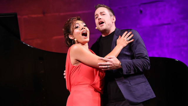Ailyn Perez and Stephen Costello will perform for the San Diego Opera. Photo credit: Stephen Costello via Facebook.