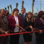 H Street Chula Vista ribbon cutting ceremony