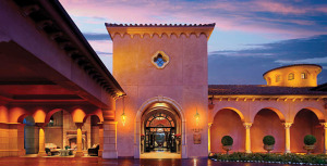 Entrance to Addison at The Grand Del Mar. Courtesy of the restaurant
