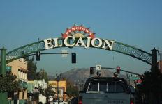 Downtown El Cajon. Photo via Wikimedia Commons.
