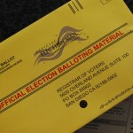 Election Mail Ballot