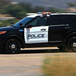 Escondido Police cruiser