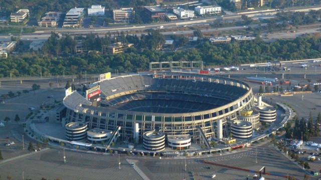 Qualcomm Stadium. File photo