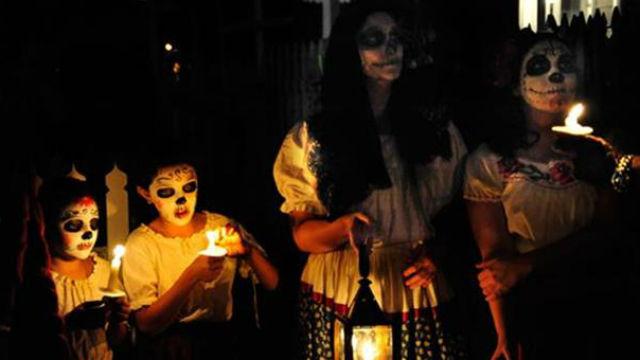 Skull Face Family 16-9