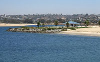 South Shores Park on Mission Bay. Courtesy City of San Diego