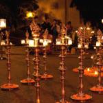Diwali Festival lamps