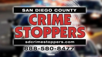 Crime Stoppers courtesy of the San Diego Police Department