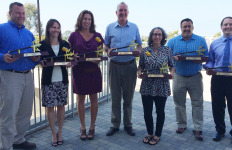 UCSD enshrined 7 new members into the Tritons Hall of Fame.